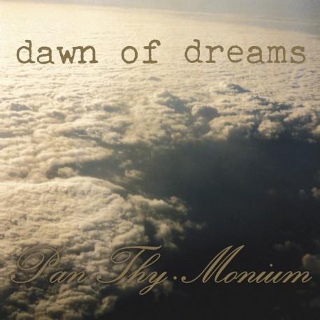 """PAN-THY-MONIUM """"Dawn Of Dreams"""" CD"""