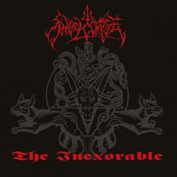 "ANGELCORPSE ""The Inexorable"" CD"