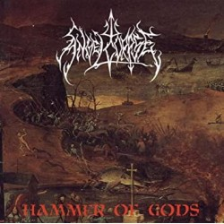 """ANGELCORPSE """"Hammer Of Gods"""" CD"""