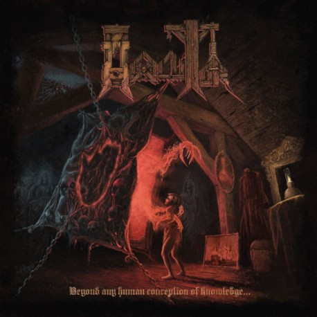 """HEXECUTOR """"Beyond any Human Conception of Knowledge"""" LP"""
