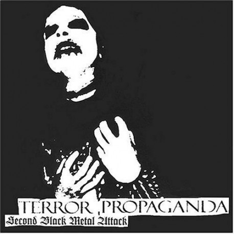 "CRAFT ""Terror, Propaganda - Second Black Metal Attack "" LP"