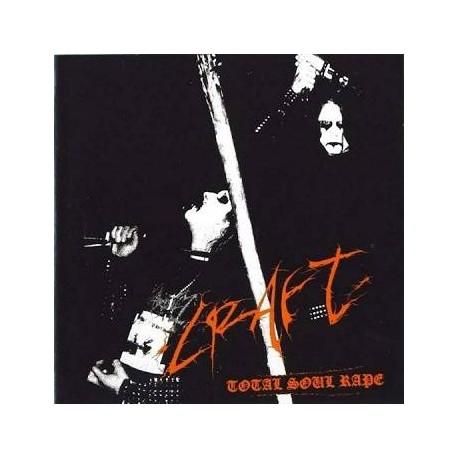 "CRAFT ""Total Soul Rape"" LP"