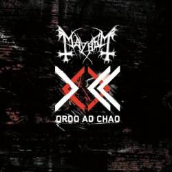 """MAYHEM """"Ordo Ad Chao"""" LP"""