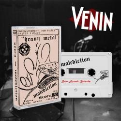 """VENIN """"Malédiction"""" Tape"""