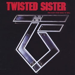 """TWISTED SISTER """"You Can't Stop Rock'n'Roll"""" CD"""