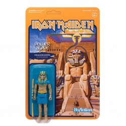 "Iron Maiden ""Powerslave"" - Figurine"