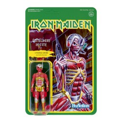 "Iron Maiden ""Somewhere In Time"" - Figurine"