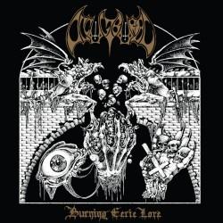 """OCCULT BURIAL """"Burning Eerie Lore"""" LP"""
