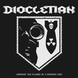 "DIOCLETIAN ""Amongst the Flames of a Bvrning God"" LP"