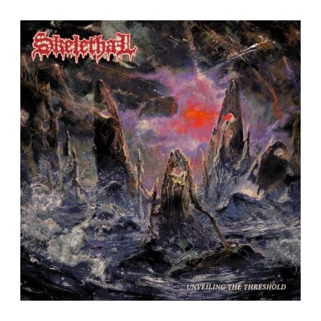 "SKELETHAL ""Unveiling The Threshold"" CD"