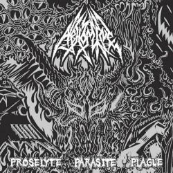 """ABHOMINE """"Proselyte Parasite Plague"""" LP"""