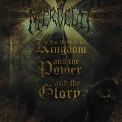 "NECROCULT ""For Thine Is The Kingdom"" CD"