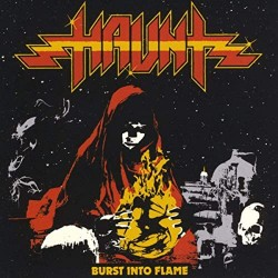 "HAUNT ""Burst Into Flame"" LP"
