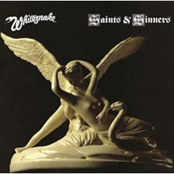 "WHITESNAKE ""Saints & Sinners"" LP"