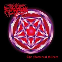 """NECROPHOBIC """"The Nocturnal Silence"""" LP"""