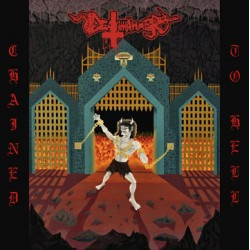 "DEATHHAMMER ""Chained to Hell"" LP"