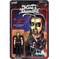 "King Diamond ""Mercyful Fate 1982"" - Figurine"