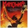 """MANOWAR """"The Triumph Of Steel"""" 2xLP"""