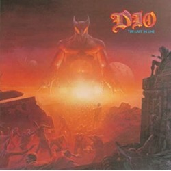"""DIO """"The Last in Line"""" CD"""