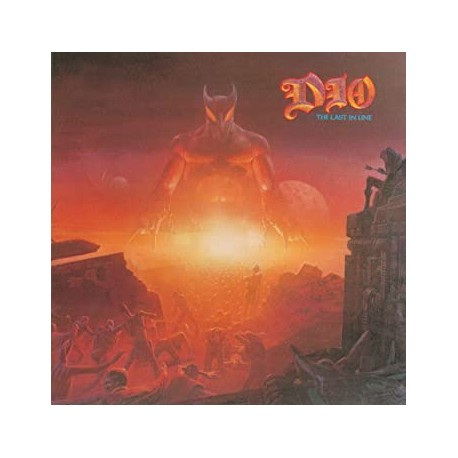 "DIO ""The Last in Line"" CD"