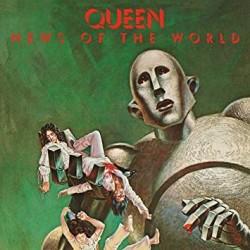 "QUEEN ""News of The World"" LP"