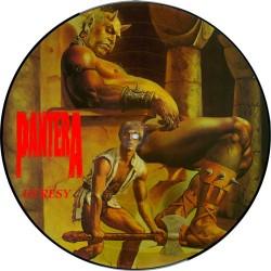 "PANTERA ""Heresy"" Picture LP"