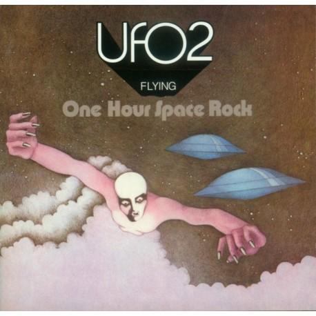 """UFO """"UFO II - Flying"""" CD"""
