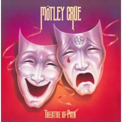 "MOTLEY CRUE ""Theatre of Pain"" LP"