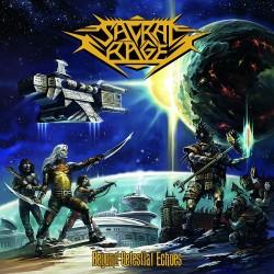 "SACRAL RAGE ""Beyond Celestial Echoes"" CD"
