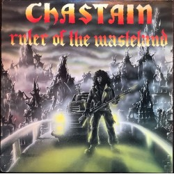 """CHASTAIN """"Ruler Of The Wasteland"""" LP"""