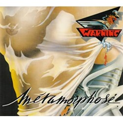 "WARNING ""Métamorphose"" CD"