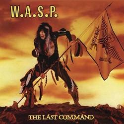 "W.A.S.P. ""The Last Command"" LP"
