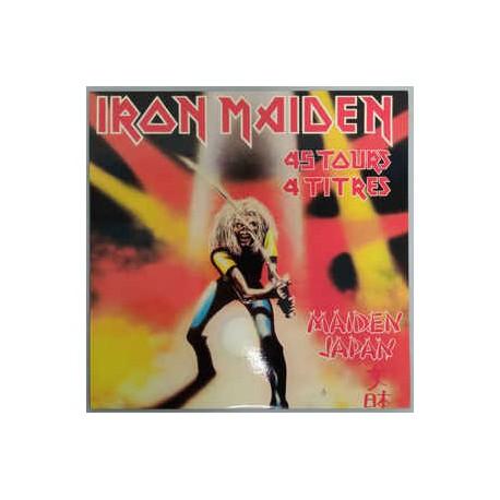 """IRON MAIDEN """"Maiden Japan"""" EP"""