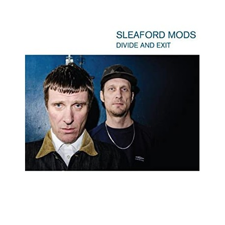 """SLEAFORD MODS """"Divide and Exit"""" CD"""