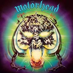 """MOTÖRHEAD """"Overkill"""" CD"""