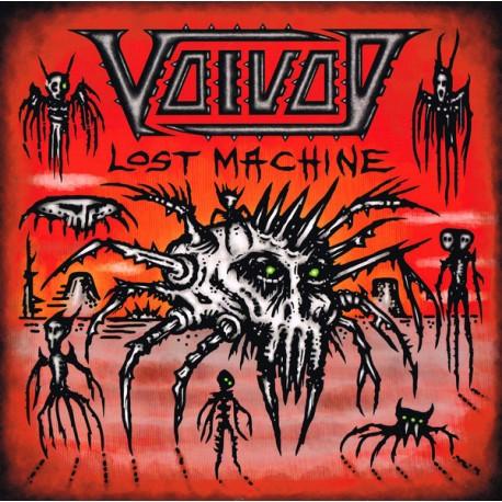 """VOÏVOD """"Lost Machine"""" 2xLP"""