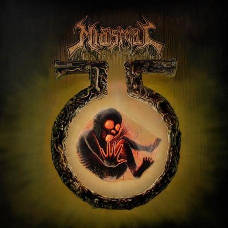 """MIASMAL """"Cursed Redeemer"""" CD"""