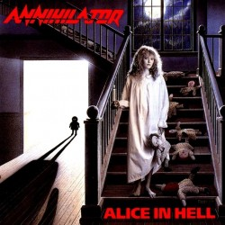 "ANNIHILATOR ""Alice In Hell"" CD"