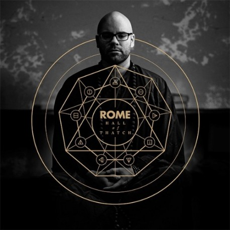 """ROME """"Hall Of Thatch"""" CD"""