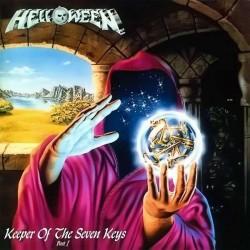 """HELLOWEEN """"Keeper Of The Seven Keys Part 1"""" CD"""