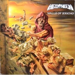 "HELLOWEEN ""Walls of Jericho"" CD"