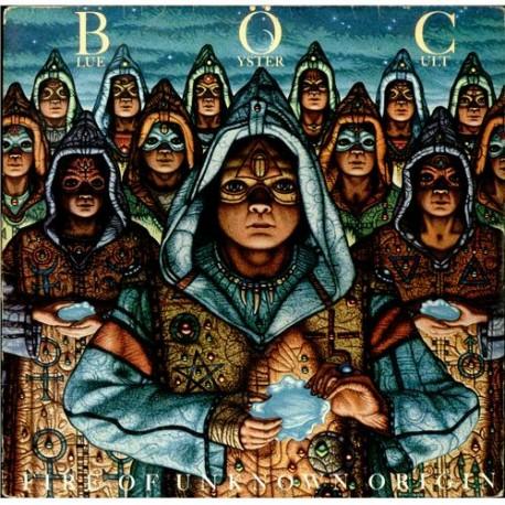 "BLUE ÖYSTER CULT ""Fire Of Unknown Origin"" CD"