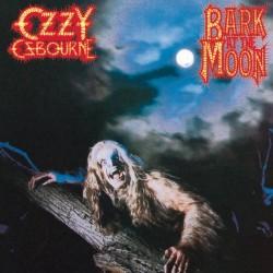"""OZZY OSBOURNE """"Bark at the Moon"""" CD"""