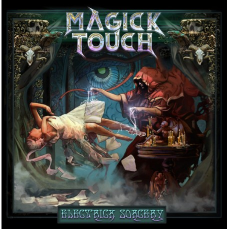 """MAGICK TOUCH """"Electric Sorcery"""" LP"""