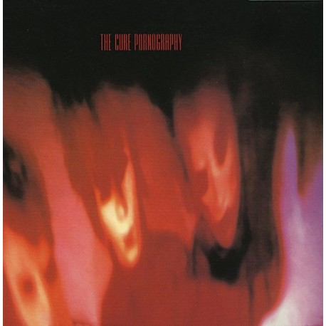 """THE CURE """"Pornography"""" CD"""