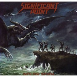 """SIGNIFICANT POINT """"Into the Storm"""" CD"""