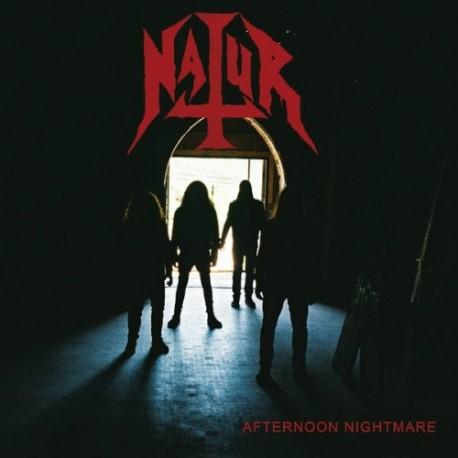 "NATUR ""Afternoon Nightmare"" CD"