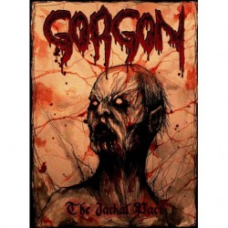"GORGON ""The Jackal Pact"" A5 Digipak CD"