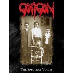 "GORGON ""The Spectral Voices"" A5 Digipak CD"