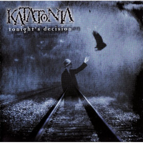 "KATATONIA ""Tonight's Decision"" CD"